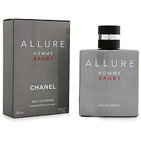Chanel Allure Homme Sport Eau Extreme туалетная вода 100 ml. (Шанель Аллюр Хом Спорт Еау Экстрим), фото 1
