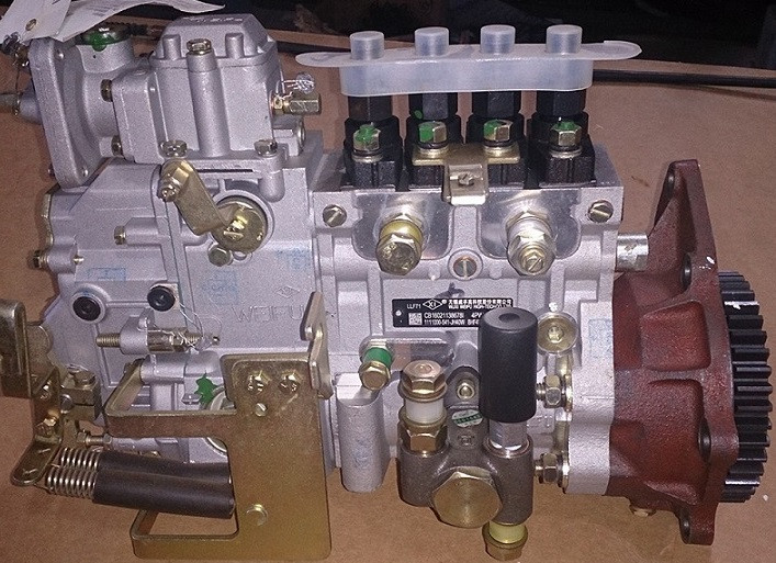 ТНВД Топливный насос высокого давления FAW-1061 (ТНВД Фав 1061) 4PWS802