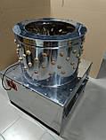 Перосъемная машина РМ-56 Для ощипа птицы. Перощипальная машина, фото 6