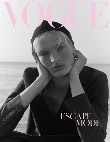 Журнал Vogue UA Вог Україна №01 січень 2019