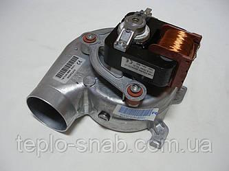 Вентилятор (турбіна димовидалення) 60 W для газового навісного котла Fondital/Nova Florida 28 Kw. 6VENTILA10