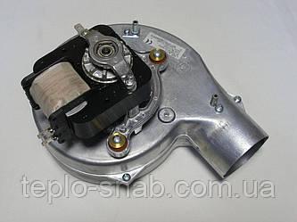 Вентилятор (турбіна димовидалення) підлогового газового котла Fondital Bali RTFS/Nova Florida Altair RTFS. 32-36 Kw. 6WVENFUM01