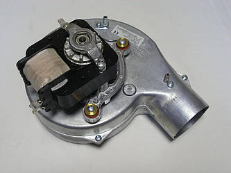 Вентилятор (турбина дымоудаления) газового напольного котла Fondital Bali RTFS/Nova Florida Altair RTFS. 32-36 Kw. 6WVENFUM01