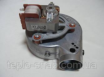 Вентилятор (турбина) дымоудаления  Baxi Ecofour, Fourtech, Main Four/ Westen Quasar, Pulsar. 5682150