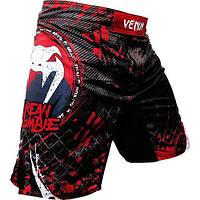 Шорты Venum Korean Zombie UFC 163 Fightshorts - Black, фото 1