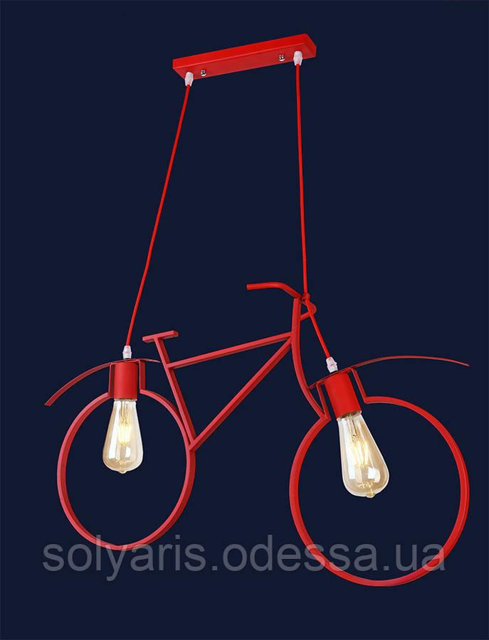 "Лофт подвес велосипед ""756PR7021-2 RED"