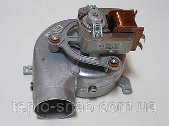 Вентилятор на газовый котел Biasi Nova Parva M90.24S, M90.28S, Delta M97.23SM. BI1366102