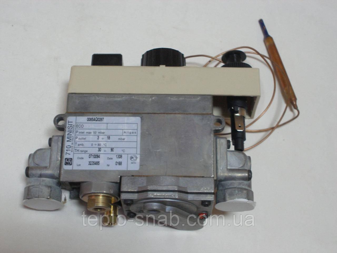Газовий клапан 710 MINISIT енергонезалежний - . 0.710.094