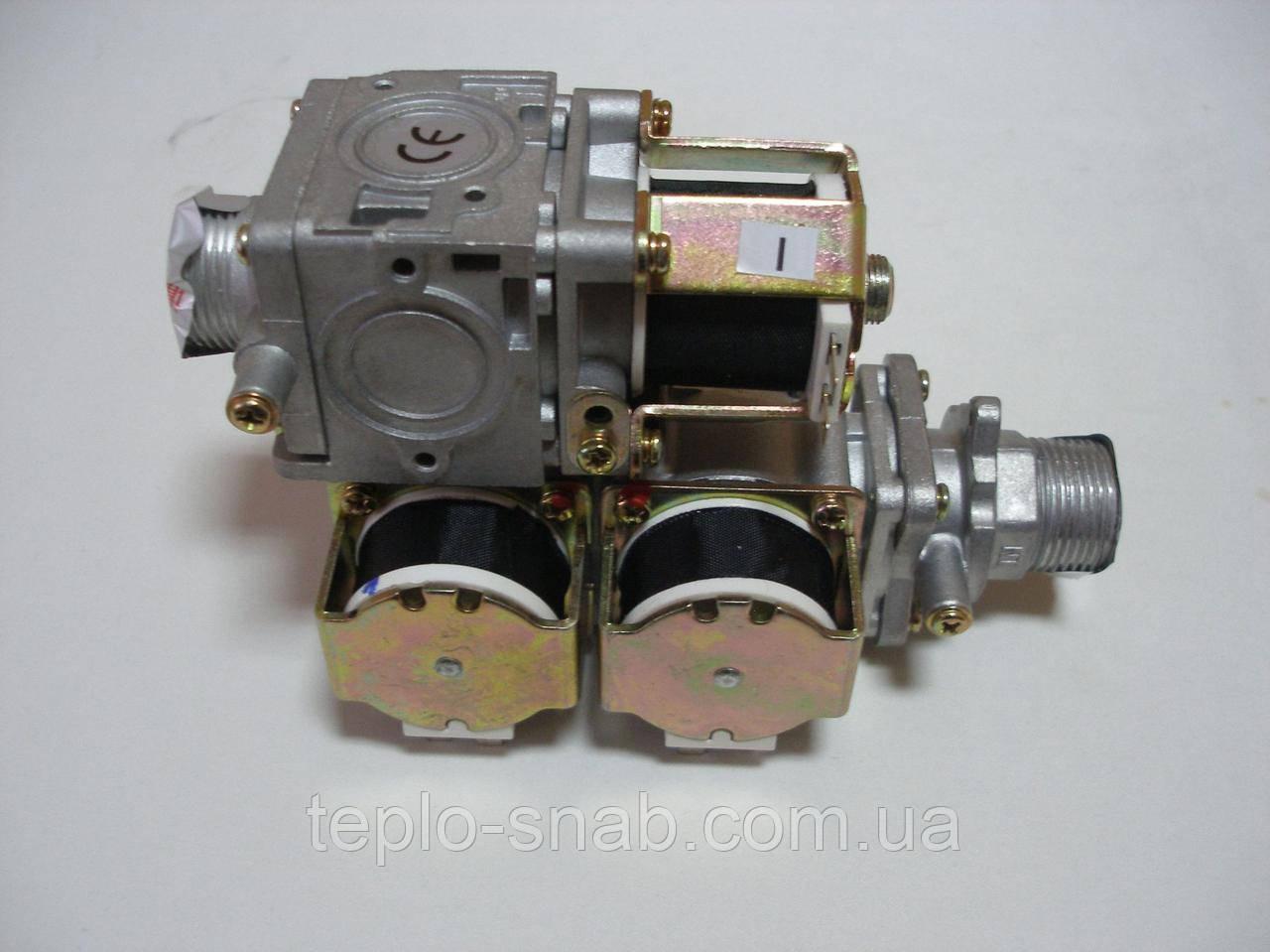 Газовый клапан SOLLY Standart со штуцером и модулятором H4300300016
