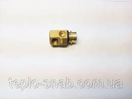 Перехідник системи опотления газового котла Fondital/Nova Florida Panarea Compact, Victoria Compact, Vela Compact, CTN-CTFS 24. 6RACCOID02