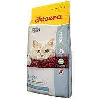 Корм для котов (Йозера) Josera Leger 10 кг для малоактивных и стерилизованных
