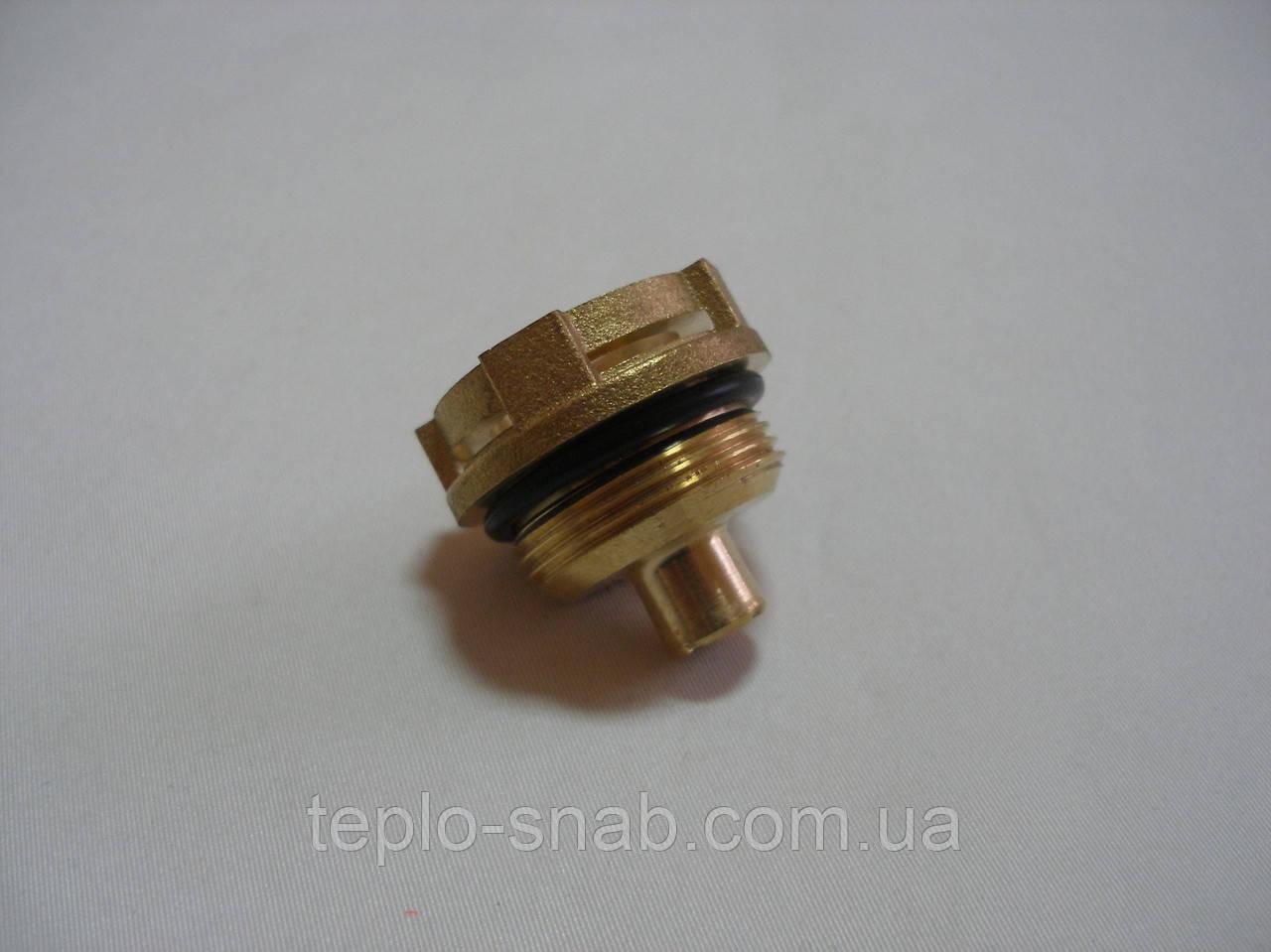Заглушка гидравлической системы (гайка 3-х ходового сервопривода) Westen , Baxi . 600750