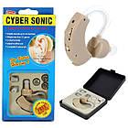 Слуховой аппарат Cyber Sonic + 3 батарейки up7272, КОД: 162501, фото 2
