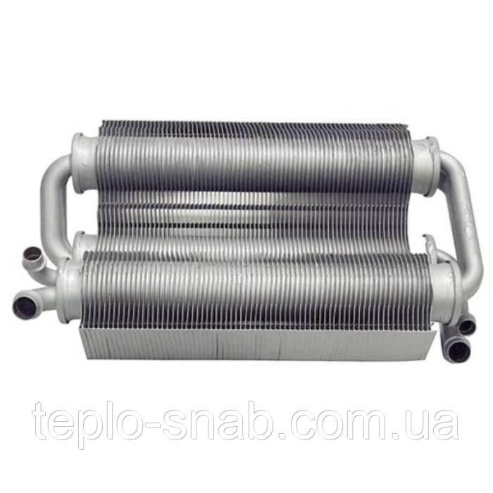 Бітермічний теплообмінник Ferroli Domicompact 24 kw (короткі ніжки) - 39817500