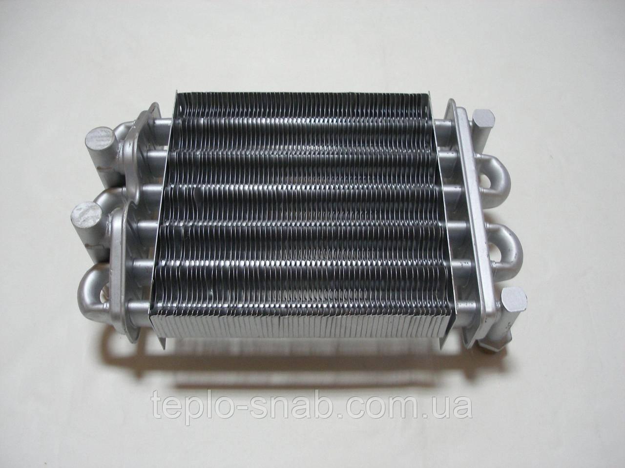 Бітермічний теплообмінник Maxi Boilers 18 SE. (185*180 мм., без отворів під температурні датчики).