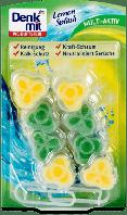 Denkmit арома блок для унитазаLemon Splash лимонная свежесть