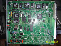 Базовый модуль коммутационного процессора КВ76