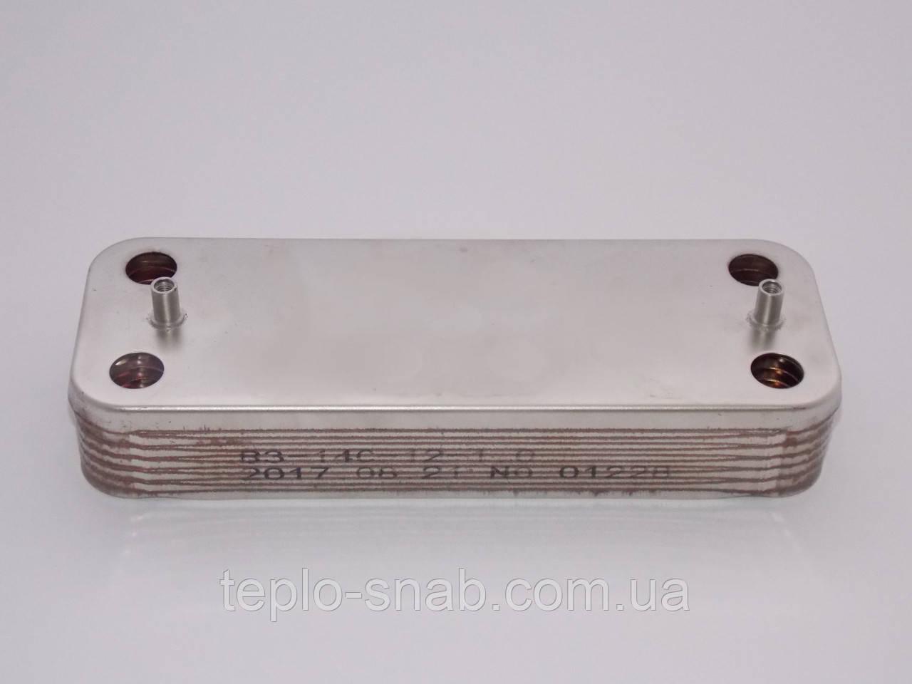 Вторинний теплообмінник Protherm Tigr 24 kw. 12 пл. 0020025294