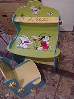 Детская парта  со стульчиком  JY-8122 киев, фото 1