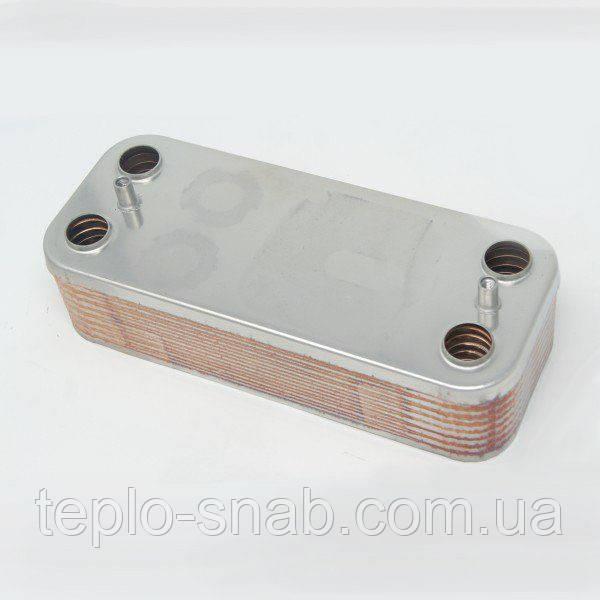 Теплообменник вторичный Termal D (с буртом под прокладку) 14 пл. Td24110044
