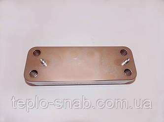 Теплообменник вторичный Westen/Baxi 10 пластин 5686660