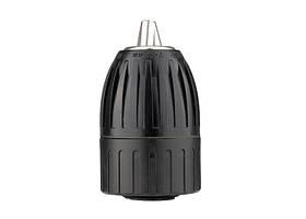 """Патрон сверлильный быстрозажимной c LOCK 2-13 мм, 1/2"""" // MTX 168079"""
