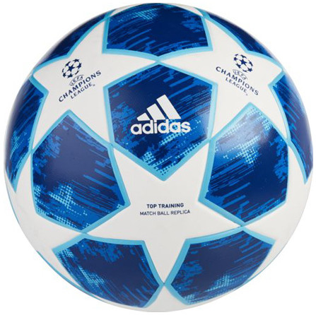 Мяч Футбольный Adidas Finale 2018 Top Training FIFA (размер 5) — в ... bf1d5c1b63e6f