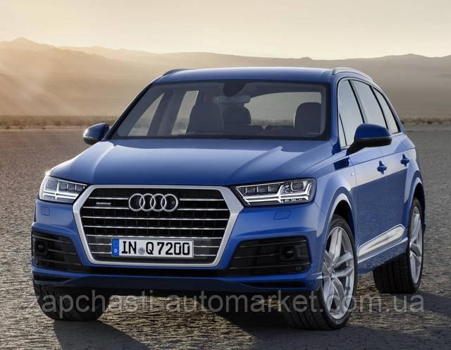 (Ауди Q7) Audi Q7 2015-2017 (4M)