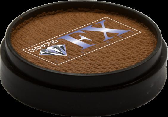 Аквагрим Diamond FX основной оливковая кожа 10g, фото 2