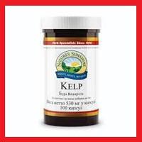 Келп (Бурая водоросль) НСП. Большое содержание йода