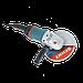 Угловая шлифмашина болгарка Зенит ЗУШ-230/2500 Профи, фото 2
