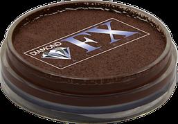 Аквагрим Diamond FX основний Коричневий 10g