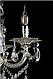 ЛЮСТРА СВЕЧА L9064/8 (SSC) серебро, фото 3