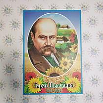 Тарас Шевченко. Портрет для кабінета українскої мови