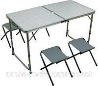Стол c 4мя стульчиками 8212F