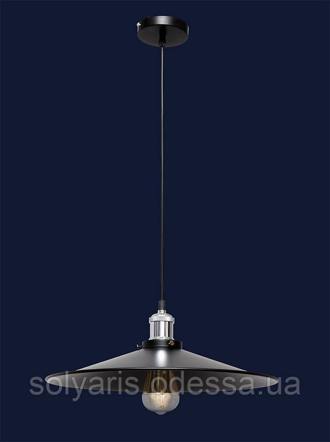 Люстра подвес лофт 752PB9F1-1 BK(40см)
