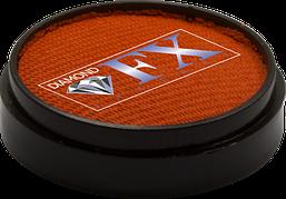 Аквагрим Diamond FX основний яскравий помаранчевий 10g