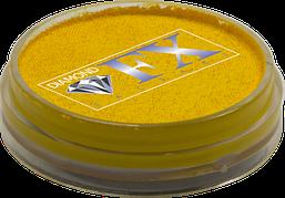 Аквагрим Diamond FX основний жовтий 10g