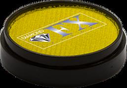 Аквагрим Diamond FX основний Жовтий лимонний 10g
