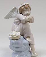 Фарфоровая статуэтка Ангел (Pavone)