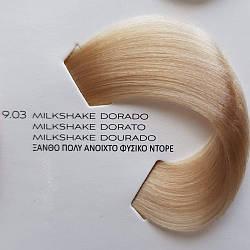 Краска без аммиака L'Oreal Professionnel Dia Light 9.03 - Молочний коктейль золотистий