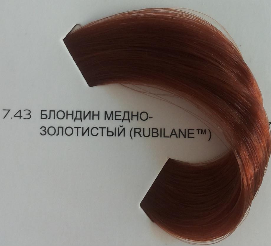 Краска без аммиака L'Oreal Professionnel Dia Light 7.43 Блондин медно-золотистый 50 мл