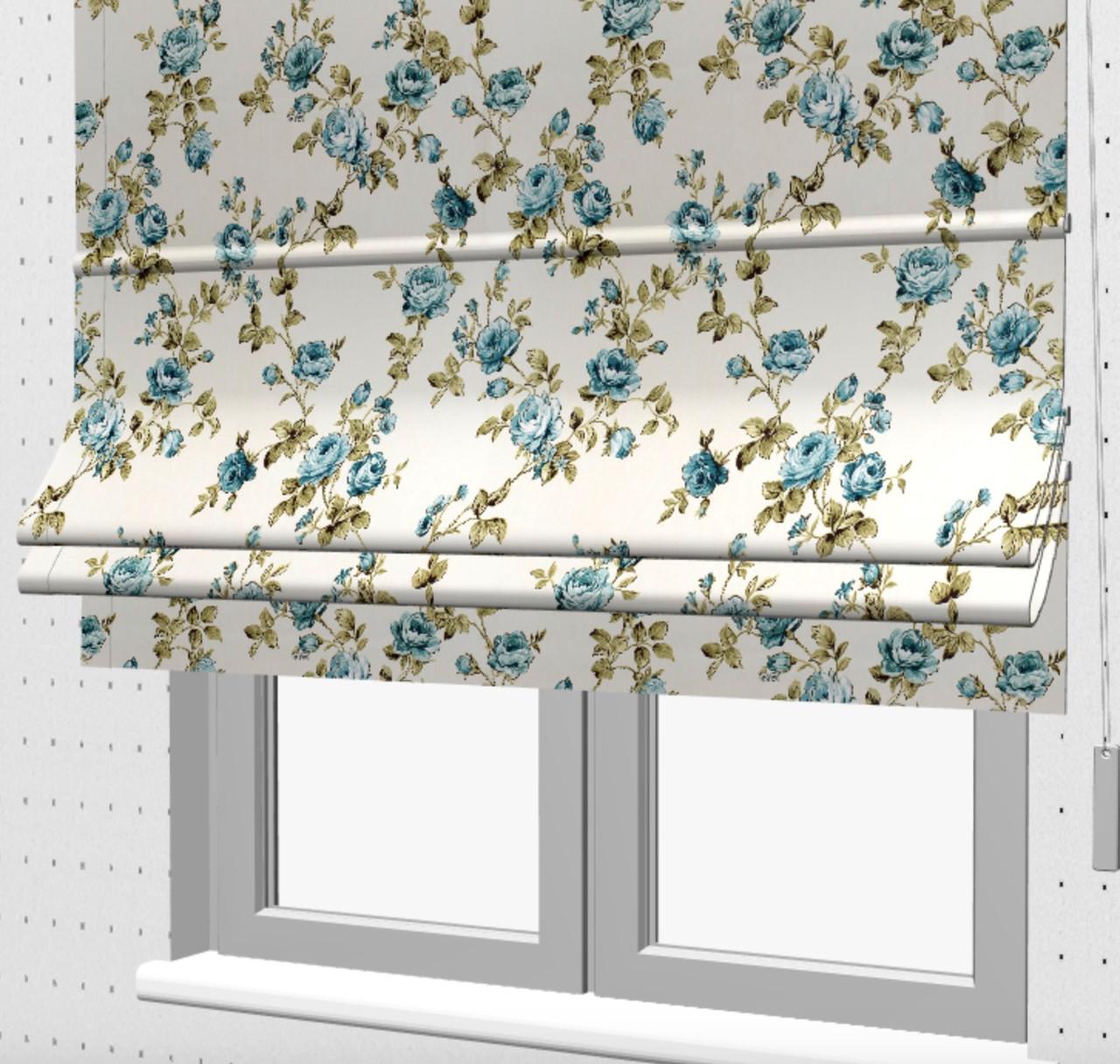 Римська штора на кухню 9755v11