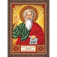 """Набор для вышивки бисером ТМ Abris Art """"Святой Андрей"""" ААМ-002"""