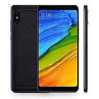 Xiaomi Redmi Note 5; 4/64GB Black Snapdragon 636., акум. 4000 мАч + силиконовый чехол