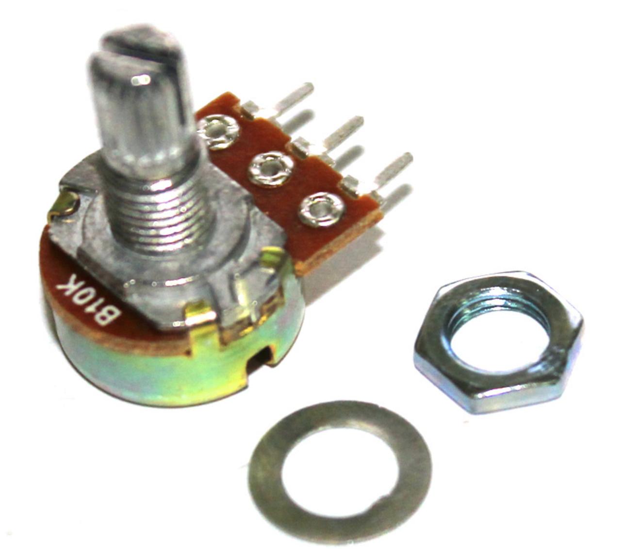 WH148, 10 КОм, Резистор переменный