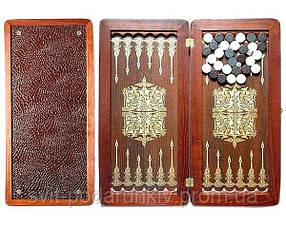 Подарок оригинальные деревянные нарды Орион 02