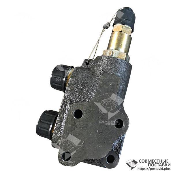 Клапан предохранительный на НШ-50 120.40.039-01