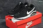 Мужские кроссовки Nike Air Max (черно-белые), фото 3