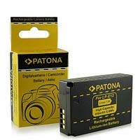 Батарея PATONA Canon LP-E12 для камер Canon EOS 100D / EOS M / EOS Rebel SL1, фото 1